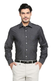 fb63ba90c1e2fc Buy Peter England Men's Shirts-Peter England Shirts Online in India ...