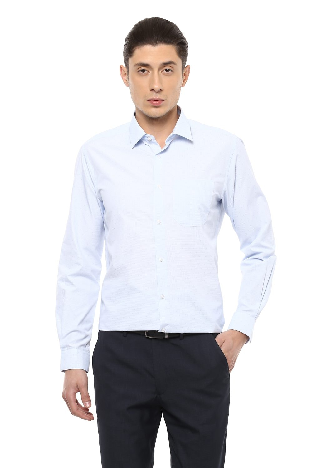 8658ddf39d Buy Peter England Men s Shirts-Peter England Shirts Online in India ...