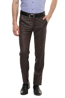 5569ef56049 Buy Peter England Men s Trousers-Peter England Pants Online ...