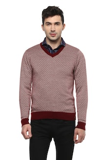 9a523a2c Peter England Sweaters for Men - Buy Men's Sweaters Online ...