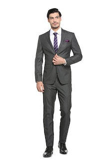 f678ce24c7058b Buy Peter England Suits for Men Online in India | Peterengland.com