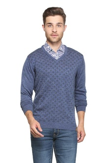35657bc7880 Peter England Sweaters for Men - Buy Men s Sweaters Online ...