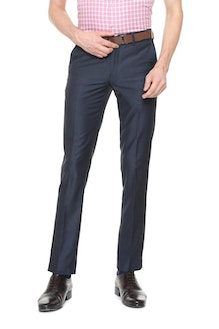 7096df0fa10 Buy Peter England Men s Trousers-Peter England Pants Online ...