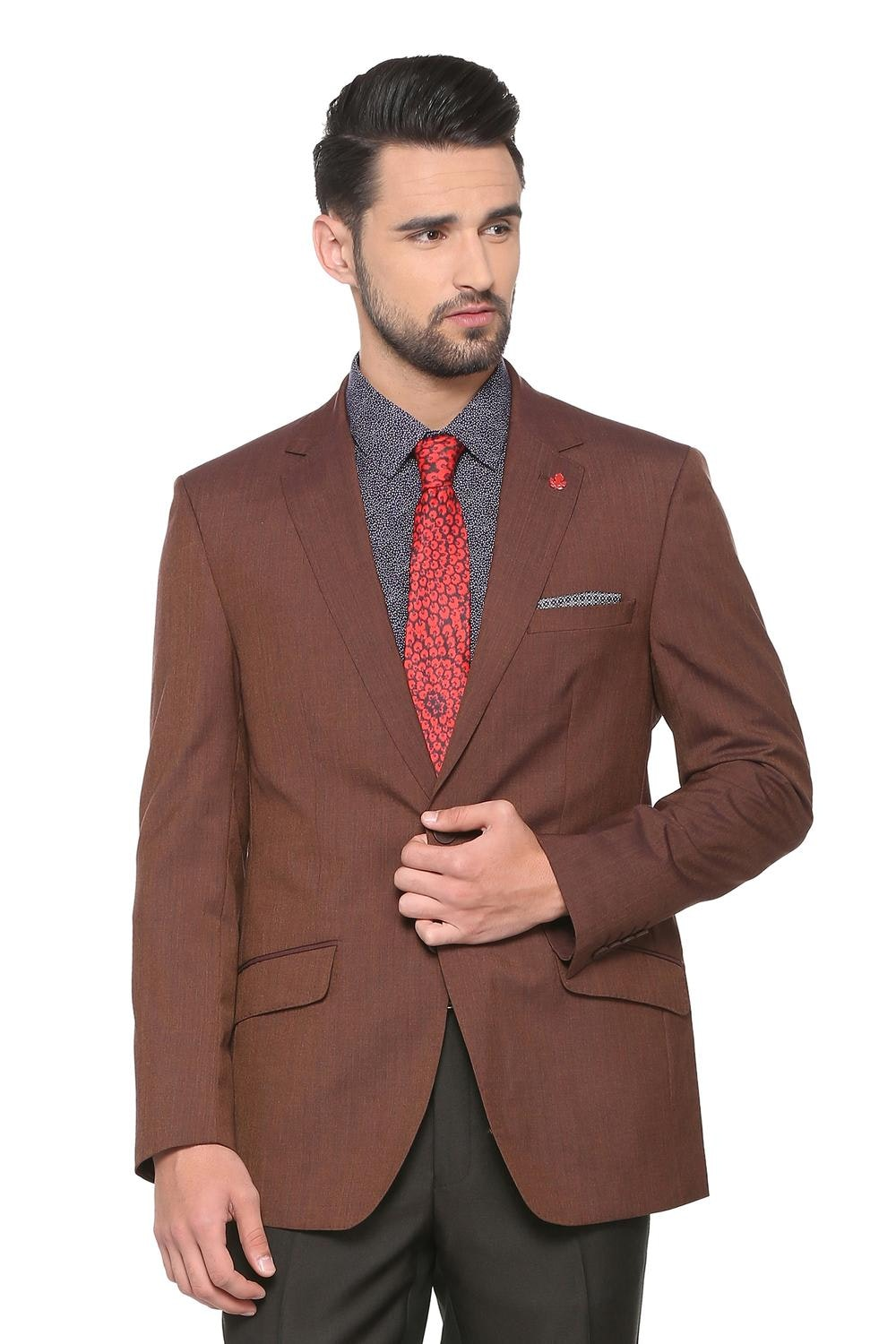 3c1be585e32b Buy Peter England Blazers for Men Online in India