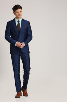 6500ae1dd2 Buy Peter England Suits for Men Online in India | Peterengland.com