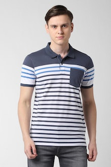 6e0728e41c Buy Peter England Men's T Shirts-Peter England T Shirt Online ...