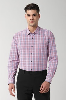 98b842a170 Buy Peter England Men's Shirts-Peter England Shirts Online in India ...
