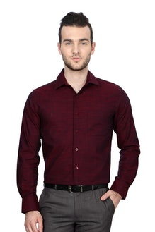 02fc7fd170 Buy Peter England Men's Shirts-Peter England Shirts Online in India ...